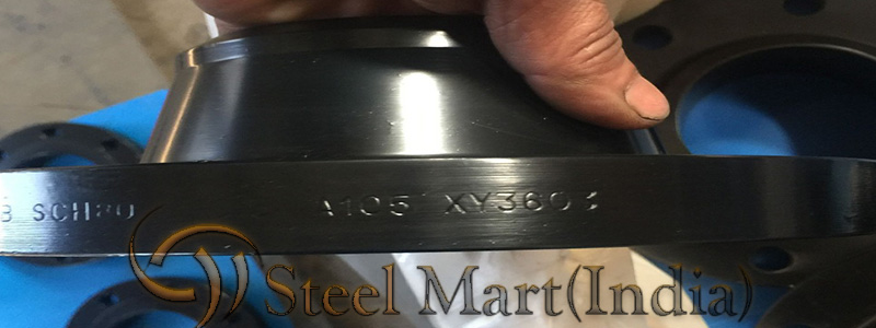 Carbon Steel ASTM A105 Flanges Manufacturers