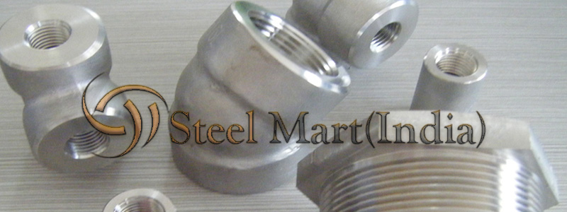 ASTM A182 Alloy Steel F5 Forged Fittings Manufacturers