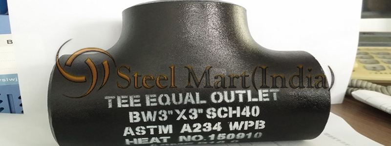 ASTM A234 Carbon Steel Gr WPB Butt Weld Pipe Fittings Manufacturers