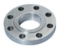 ANSI B16.5 Slip on threaded flange