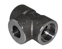 ASME SA 694 F65 Socket Weld Reducing Tee