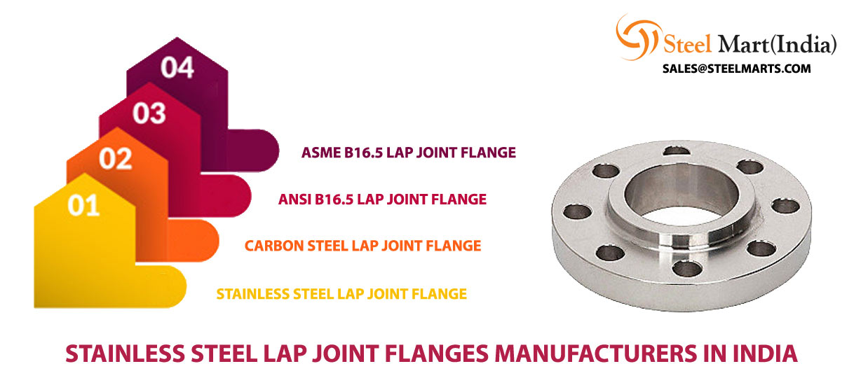 Stainless Steel Lap joint Flange Manufacturers