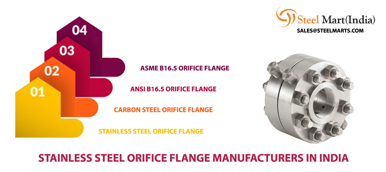 Stainless Steel Orifice Flange Manufacturers in India