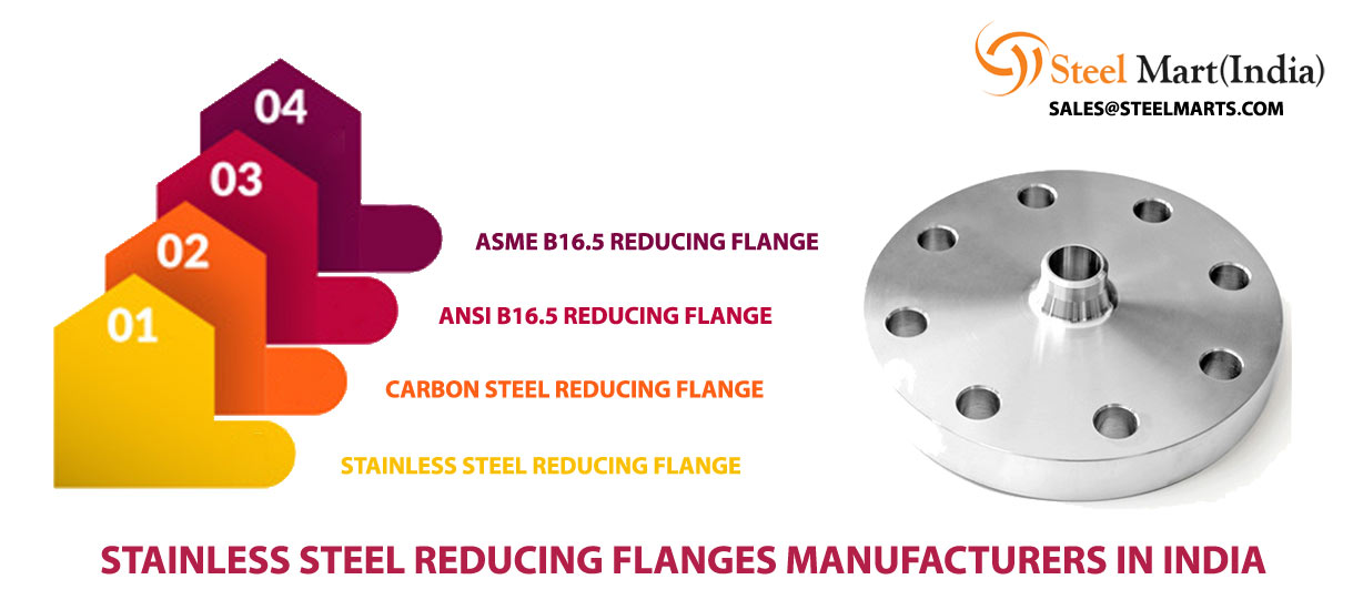 ASME B16.5 Reducing Flange Manufacturers in India
