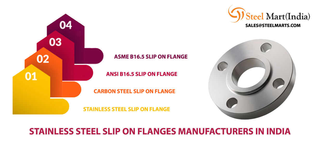 Slip On Flange Manufacturers