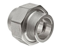 Stainless Steel Class 150 Socket Weld Union