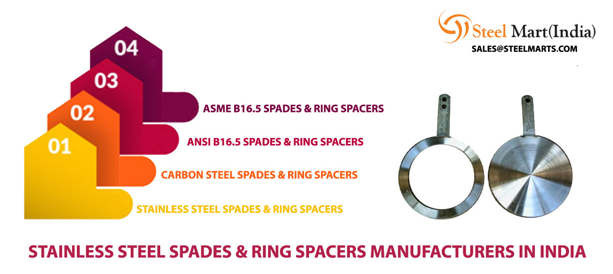ASME B16.48 Spades & Ring Spacers Manufacturers in India