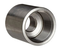 Stainless Steel Class 300 Threaded Full Coupling