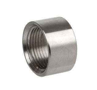 ASTM A182 Stainless Steel Threaded Half Coupling
