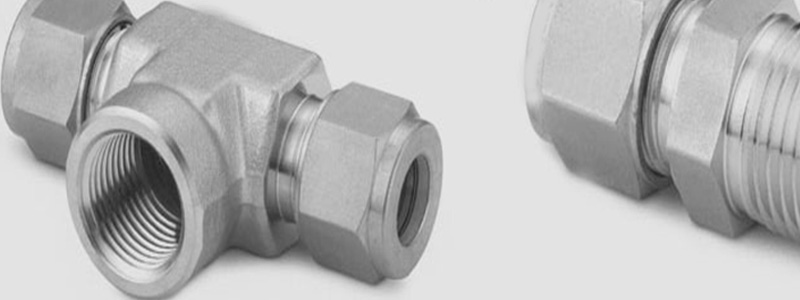 AISI 4130 Pipe Fittings / Ferrule Fitting Manufacturers