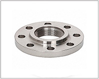 ASTM A182 Alloy Steel Threaded / Screwed Flanges