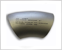 ASME / ANSI B16.9 45° Long Radius Elbow