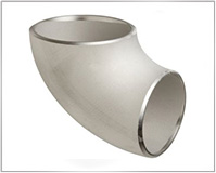 ASTM A234 WP11 Alloy Steel 90° Short Radius Elbow