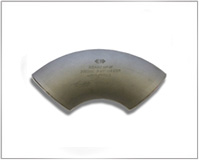 ASTM A234 WP91 Alloy Steel 90° Long Radius Elbow