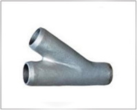 ASTM A234 WP91 Alloy Steel Lateral Tee