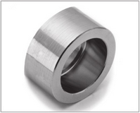 ASTM A182 Alloy Steel F22 Forged Socket Weld Half Coupling