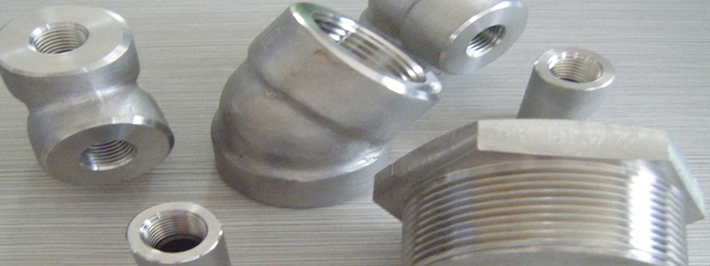 ASTM B564 Titanium Gr 5 Forged Fittings Manufacturers
